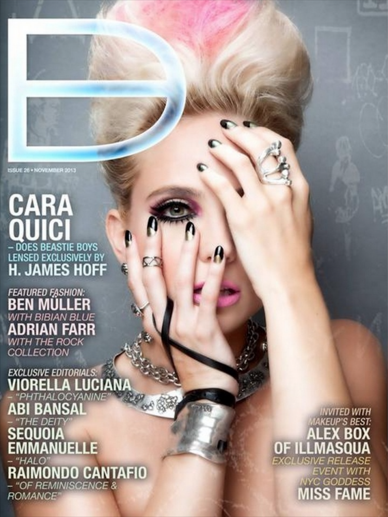 Cara Dark Beauty Cover